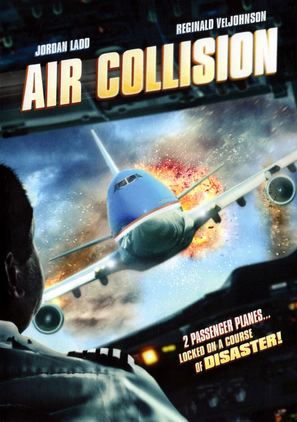 Air Collision - DVD cover (thumbnail)