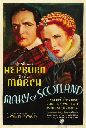 Mary of Scotland - Movie Poster (thumbnail)