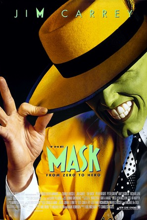 The Mask - Movie Poster (thumbnail)