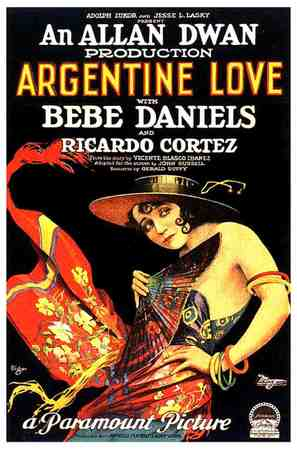 Argentine Love - Movie Poster (thumbnail)