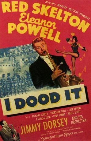 I Dood It - Movie Poster (thumbnail)