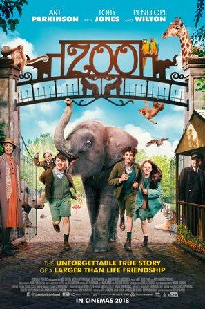 Zoo - British Movie Poster (thumbnail)