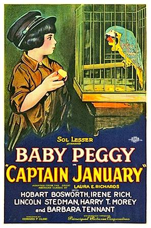Captain January - Movie Poster (thumbnail)