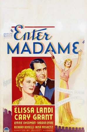 Enter Madame - Movie Poster (thumbnail)