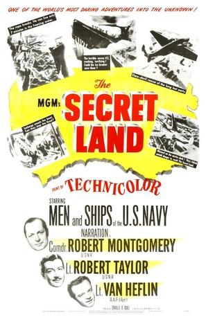 The Secret Land - Movie Poster (thumbnail)