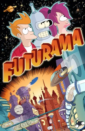 """Futurama"" - Movie Poster (thumbnail)"