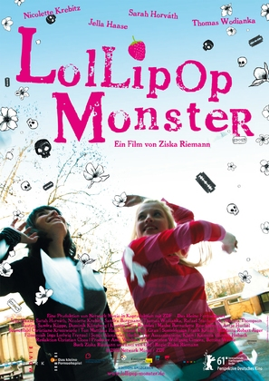 Lollipop Monster - German Movie Poster (thumbnail)
