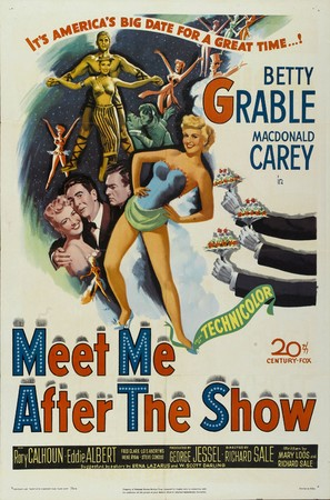 Meet Me After the Show - Movie Poster (thumbnail)