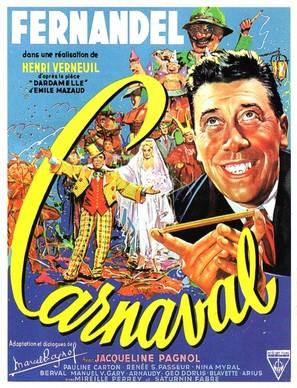 Carnaval - Belgian Movie Poster (thumbnail)