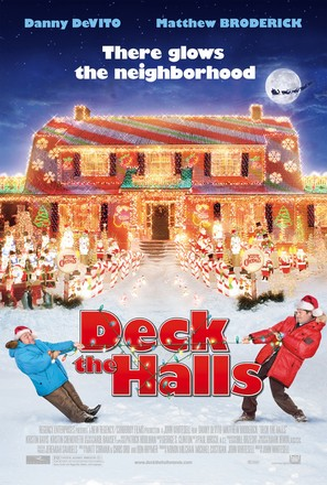 Deck the Halls - Movie Poster (thumbnail)