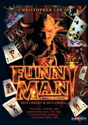 Funny Man - Movie Poster (thumbnail)