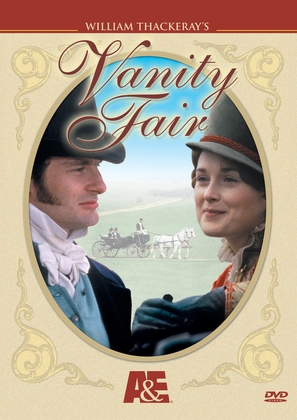 """Vanity Fair"" - DVD movie cover (thumbnail)"