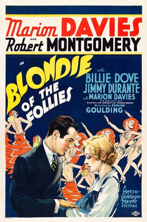 Blondie of the Follies - Movie Poster (thumbnail)