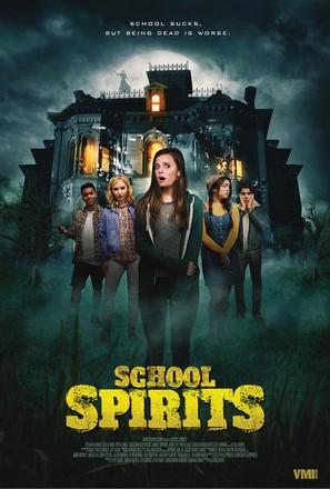 School Spirits - Movie Poster (thumbnail)