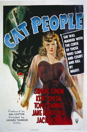 Cat People - Movie Poster (thumbnail)