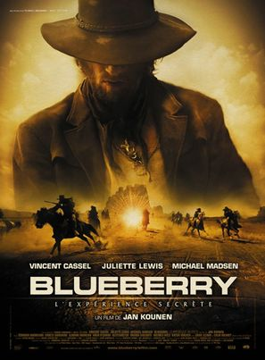 Blueberry - French Movie Poster (thumbnail)
