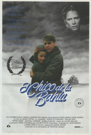 The Bay Boy - Spanish Movie Poster (thumbnail)