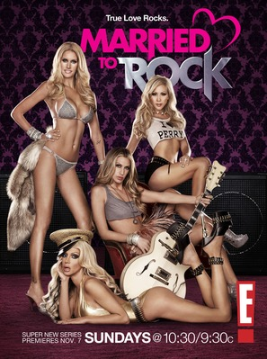 """Married to Rock"" - Movie Poster (thumbnail)"