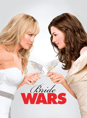 Bride Wars - Theatrical poster (thumbnail)