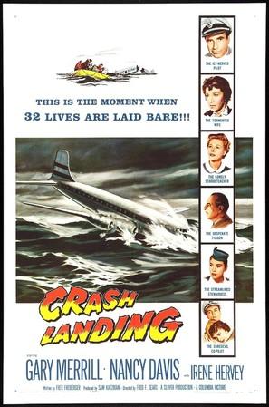 Crash Landing - Movie Poster (thumbnail)