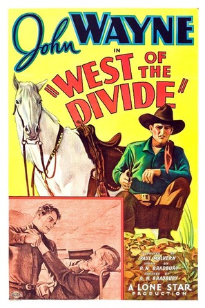 West of the Divide - Movie Poster (thumbnail)