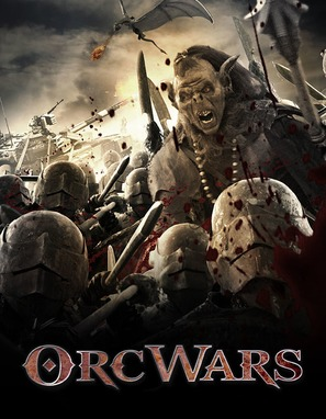 Orc Wars - Movie Poster (thumbnail)