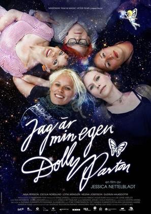 Jag är min egen Dolly Parton - Swedish Movie Poster (thumbnail)