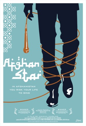 Afghan Star - Movie Poster (thumbnail)