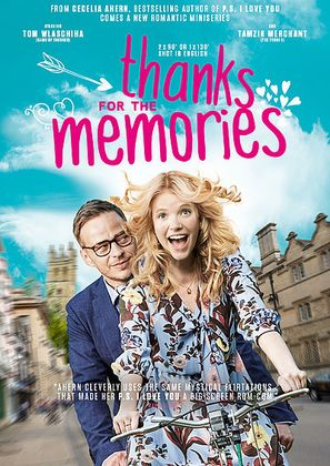 """""""Thanks for the Memories"""" - British Movie Poster (thumbnail)"""