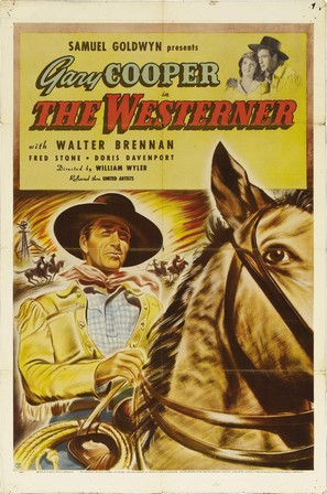 The Westerner - Movie Poster (thumbnail)