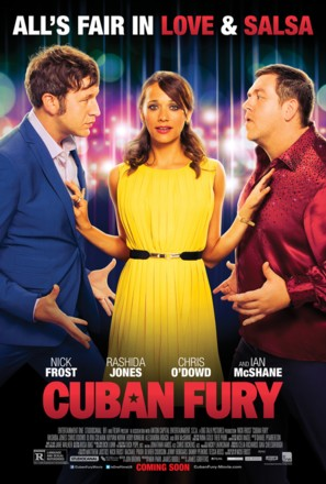 Cuban Fury - Movie Poster (thumbnail)