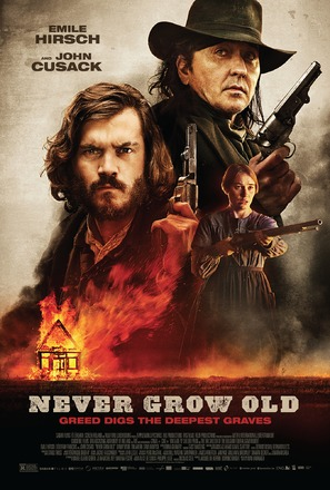 Never Grow Old - Movie Poster (thumbnail)