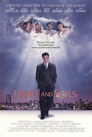Heart and Souls - Movie Poster (thumbnail)