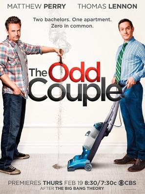 """The Odd Couple"" - Movie Poster (thumbnail)"