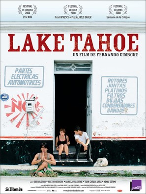 Lake Tahoe - French Movie Poster (thumbnail)
