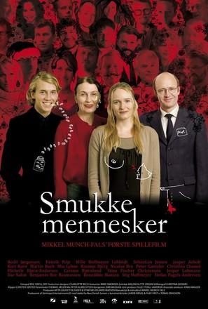 Smukke mennesker - Danish Movie Poster (thumbnail)