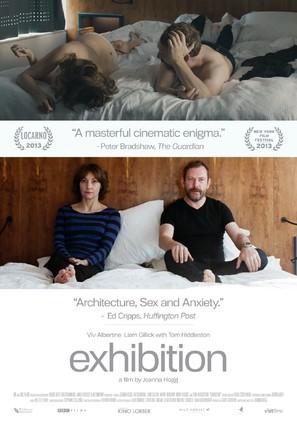 Exhibition - Movie Poster (thumbnail)