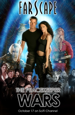 """""""Farscape: The Peacekeeper Wars"""" - Movie Poster (thumbnail)"""