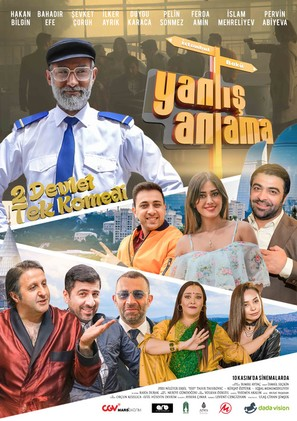 Yanlis Anlama - Turkish Movie Poster (thumbnail)