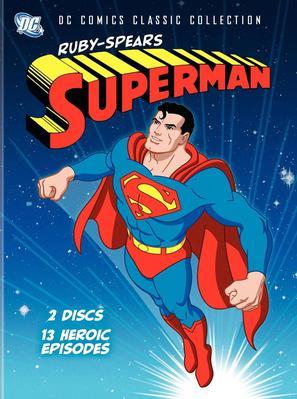 """Superman"" - DVD movie cover (thumbnail)"