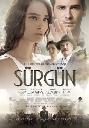Sürgün - Turkish Movie Poster (thumbnail)