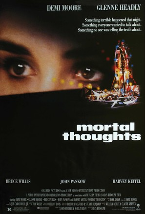 Mortal Thoughts - Movie Poster (thumbnail)