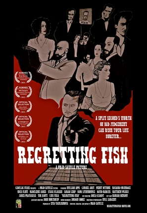 Regretting Fish - Movie Poster (thumbnail)