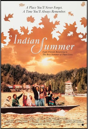 Indian Summer - Movie Poster (thumbnail)