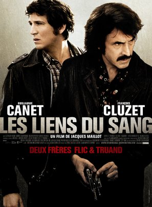 Liens du sang, Les - French Movie Poster (thumbnail)