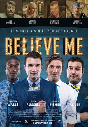Believe Me - Movie Poster (thumbnail)