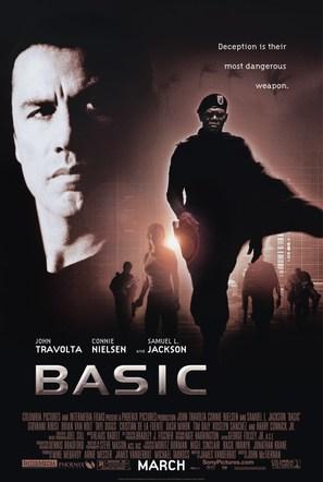 Basic - Movie Poster (thumbnail)