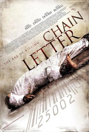 Chain Letter - Movie Poster (thumbnail)