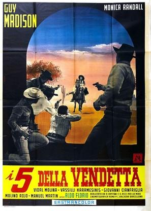 I cinque della vendetta