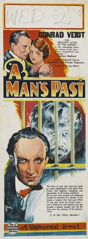 A Man's Past - Movie Poster (thumbnail)